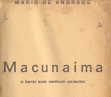 """Macunaíma retrata o """"jeitinho brasileiro"""" de ser."""